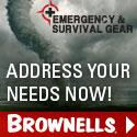 Be prepared for anything with Brownells!