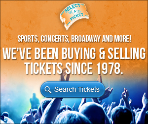Find Tickets Today at SelectATicket.com