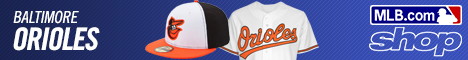 Shop for Baltimore Orioles Gear at Shop.MLB.com!