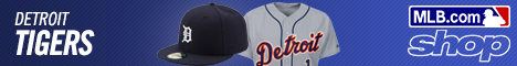 Shop for Detroit Tigers Gear at Shop.MLB.com!