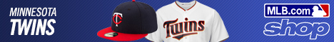 Shop for Minnesota Twins Gear at Shop.MLB.com!