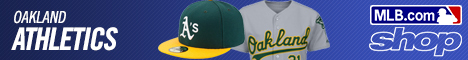 Shop for Oakland Athletics Gear at Shop.MLB.com!