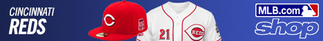 Shop for Cincinnati Reds Gear at Shop.MLB.com!