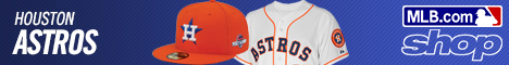 Shop for Houston Astros Gear at Shop.MLB.com!