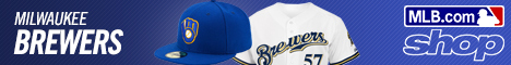 Shop for Milwaukee Brewers Gear at Shop.MLB.com!