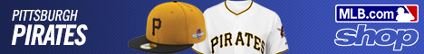Shop for Pittsburgh Pirates Gear at Shop.MLB.com!