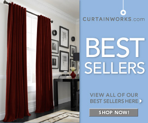 Curtainworks Best Selling Curtains and Drapes