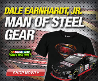 Shop for Dale Earnhardt Jr. Superman Man of Steel T's and Diecast Cars