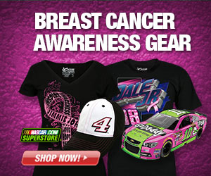 Shop for 2014 Breast Cancer Awareness Fan Gear at Store.NASCAR.com