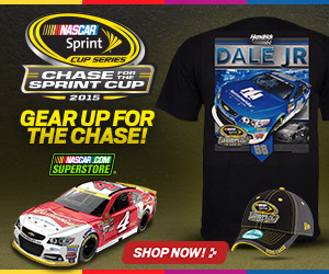 2015 NASCAR Daytona 500 Gear