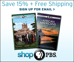 Affiliate Exclusive! 15% Off $49+ @ Shop.PBS.org! Valid 9/1 - 9/30 Use Code: SEP17
