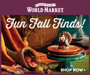 Fun Fall Finds