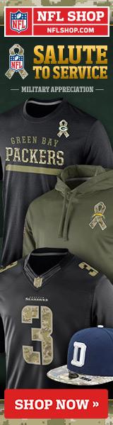 Shop for NFL Salute to Service Fan Gear at NFLShop.com