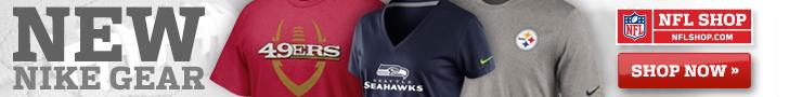 Shop for New 2014 Nike Fan Gear at NFLShop.com