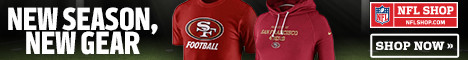Shop for 49ers Nike Jerseys and Gameday Gear at NFLShop.com