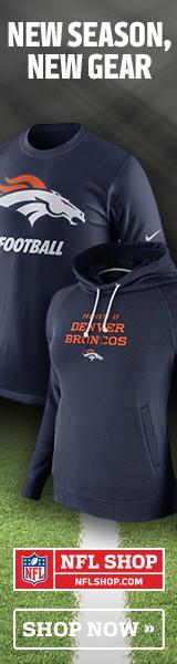 Shop for 2014 Broncos Nike Jerseys and Gameday Apparel at NFLShop.com
