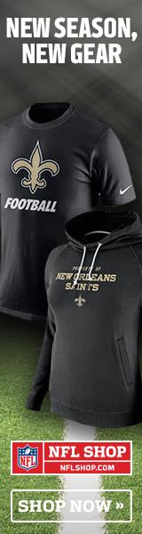 Shop for 2014 New Orleans Saints Nike Jerseys and Gameday Apparel at NFLShop.com