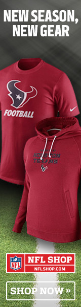 Shop for  Houston Texans 2014 Nike Jerseys and Gameday Apparel at NFLShop.com