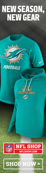 Shop for  Miami Dolphins 2014 Nike Jerseys and Gameday Apparel at NFLShop.com