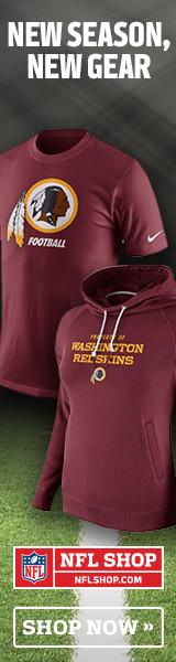 Shop for  Washington Redskins 2014 Nike Jerseys and Gameday Apparel at NFLShop.com