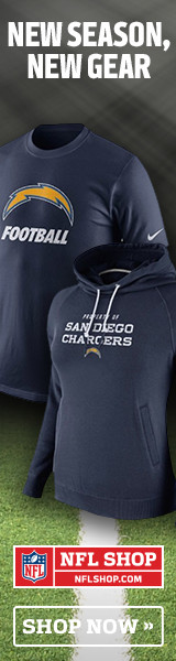 Shop for  San Diego Chargers 2014 Nike Jerseys and Gameday Apparel at NFLShop.com