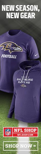 Shop for  Baltimore Ravens 2014 Nike Jerseys and Gameday Apparel at NFLShop.com