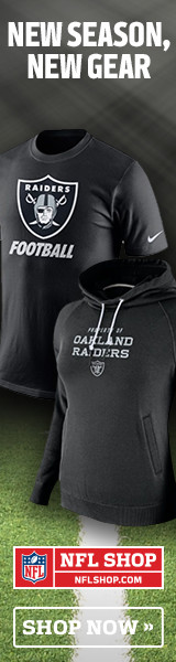 Shop for  Oakland Raiders 2014 Nike Jerseys and Gameday Apparel at NFLShop.com