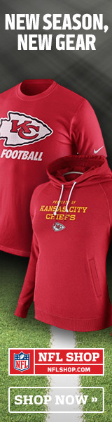 Shop for  Kansas City Chiefs 2014 Nike Jerseys and Gameday Apparel at NFLShop.com