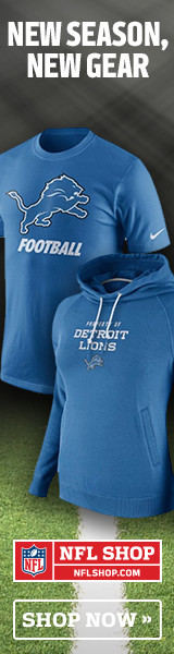 Shop for  Detroit Lions 2014 Nike Jerseys and Gameday Apparel at NFLShop.com