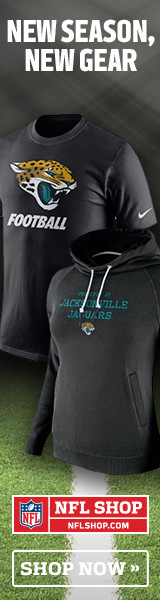 Shop for Jacksonville Jaguars 2014 Nike Jerseys and Gameday Apparel at NFLShop.com
