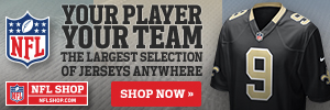 Shop for the best selection of official NFL Jerseys by Nike at NFLShop.com