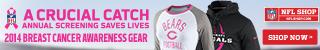 Shop for 2014 NFL Breast Cancer Awareness Fan Gear