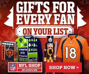Shop for great gifts for NFL Fans at NFLShop.com