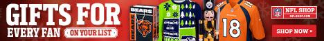 Shop for great gifts for NFL Fans at NFLShop.com