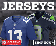 Get Free Shipping on All Orders at NFLSHOP.com through 12/8