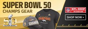 Shop for Denver Broncos Super Bowl 50 Champs Gear and Collectibles at NFL Shop