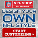 Shop Customizable NFL Gear – Shirts, Hats, Jerseys and more at NFLShop.com!