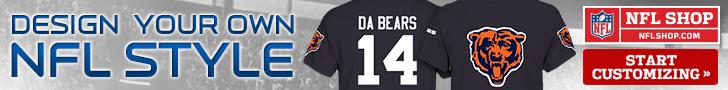 Shop Customizable NFL Gear – Shirts, Hats, Jerseys and more at NFLShop.com!