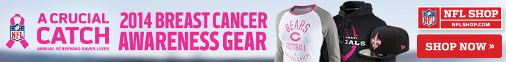 Shop for 2012 NFL Breast Cancer Awareness Fan Gear