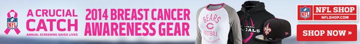 Shop for 2012 NFL Breast Cancer Awareness Fan Gear