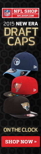 Official 2015 NFL Draft Hats from New Era at NFLShop.com