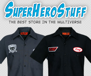 SuperHeroStuff Man of Steel Freebies