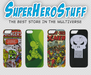 Shop SuperHeroStuff.com Today!