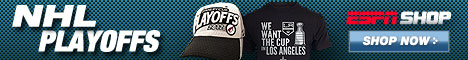 Shop NHL Playoffs Gear at ESPNShop.com!