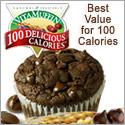 100 Calorie VitaMuffins