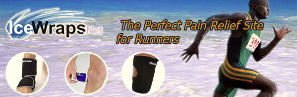 Perfect Pain Relief Site for Runners