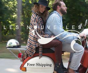 Les Nouvelles: Free Shipping