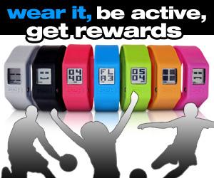 wear it, be active, get rewards at S2H.COM