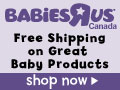 Babiesrus.ca Free Shipping on Great Baby Products