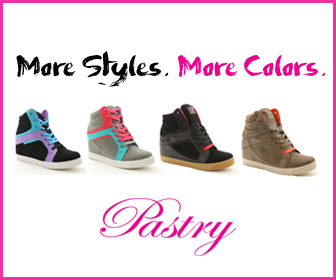 More Styles. More Colors. Pastry